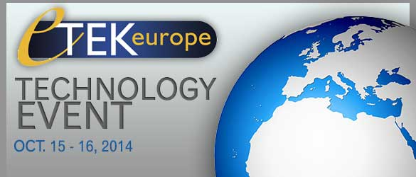 Etek Europe to Hold Technology Event in Timisoara, Romania