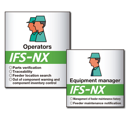 IFS-NX | Intelligent Feeder System