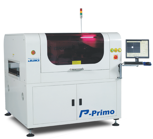 P-Primo Large Platform SMT Screen Printer
